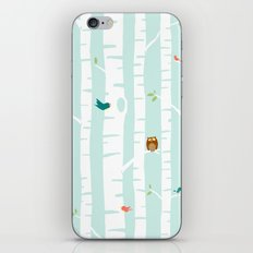 Trees iPhone & iPod Skin