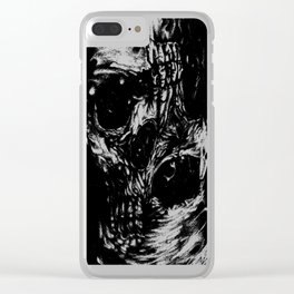 Upsidedown Clear iPhone Case