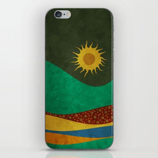 color under the sun (III) iPhone Skin