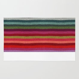 Get Knitted Rug