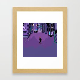 What's up, danger Framed Art Print