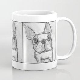 Boston terrier selfie Coffee Mug
