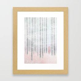 The Company of Wolves Framed Art Print