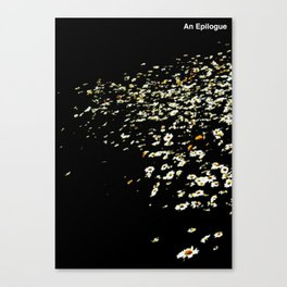 An Epilogue Canvas Print
