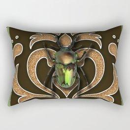 ELECTRIC BEETLE Rectangular Pillow