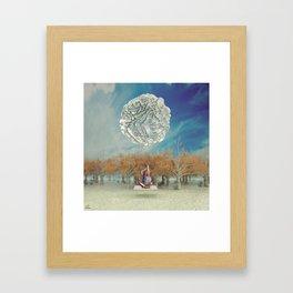 Initiative Framed Art Print