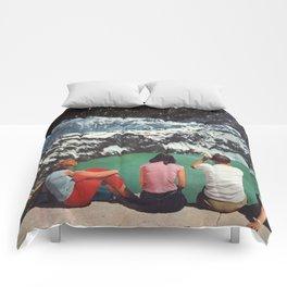 GLACIAL Comforters