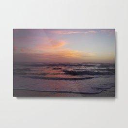BEACH DREAM I Metal Print