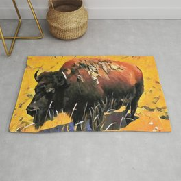 Muddy Buffalo Rug