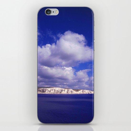 Bluebirds Over... iPhone Skin