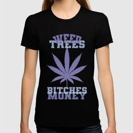 Trees and Bitches, Money T-shirt