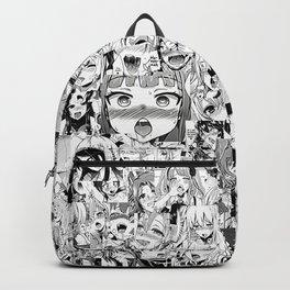 Ahegao classic Backpack