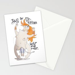 Urfittan Stationery Cards