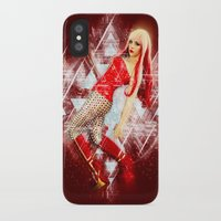 android iPhone & iPod Cases featuring Android by MellodyDoll