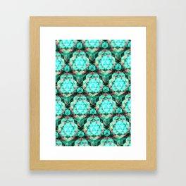 Tessalate Framed Art Print
