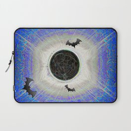 HALLOWEEN ECLIPSE IS NEVER OVER Laptop Sleeve
