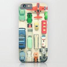 Free Parking iPhone 6s Slim Case