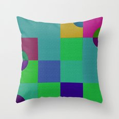 b 1 1 1 - b 2 2 2 Throw Pillow