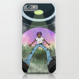 Floating eternal iPhone Case
