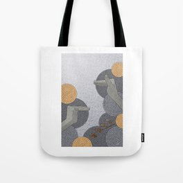Hope Opens Heaven - (Artifact Series) Tote Bag