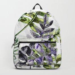 Vintage Ferns Backpack
