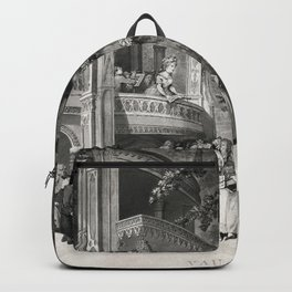 Vauxhall Gardens 1785 Backpack