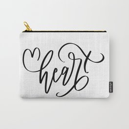 Heart & Love Carry-All Pouch