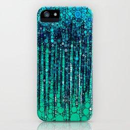:: Blue Ocean Floor :: iPhone Case