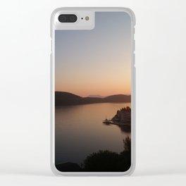 Adria Clear iPhone Case