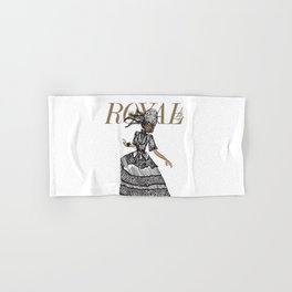Ruby Royal Hand & Bath Towel