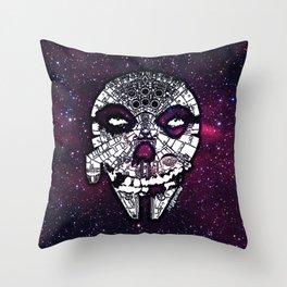 Sithfits - Millennium Fiend Skull Throw Pillow