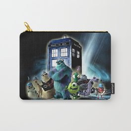 Tardis of monster inc Carry-All Pouch