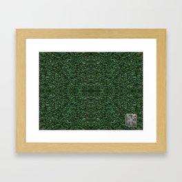 Status Framed Art Print