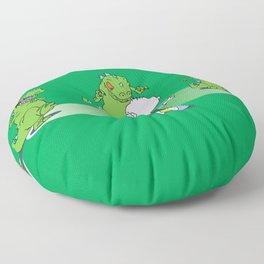 Jurassic Baby Floor Pillow