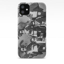 Lady Samurai iPhone Case