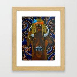 Cornibus Framed Art Print