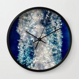 Frozen Beauty Wall Clock