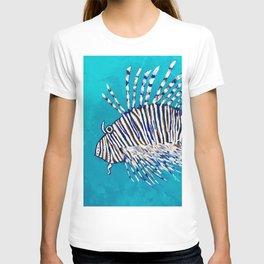 Lion Fish 3, a pretty predator & invasive species T-shirt