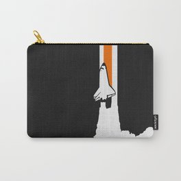 Launch me - The Final Flight of the Space Shuttle Carry-All Pouch