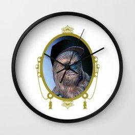 Chewie - The Wookiee Wall Clock