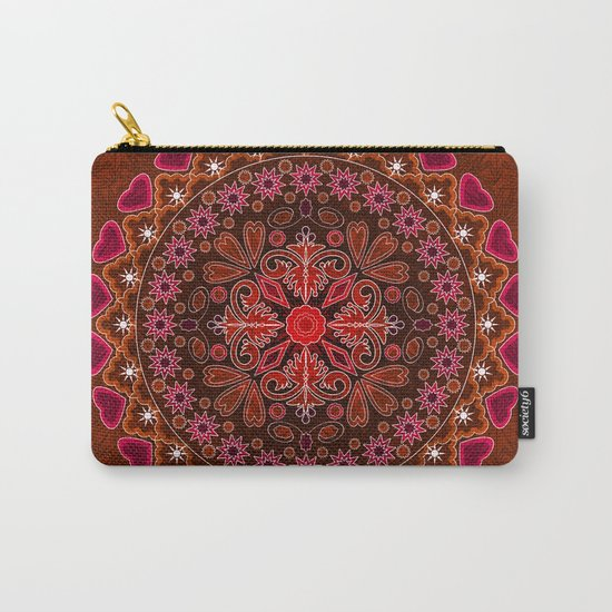 Mandala. Carry-All Pouch