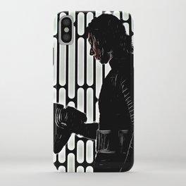 Kylo in the Dark iPhone Case