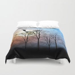 Vollmond Duvet Cover