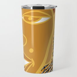 Africa Calls To Me Too Travel Mug