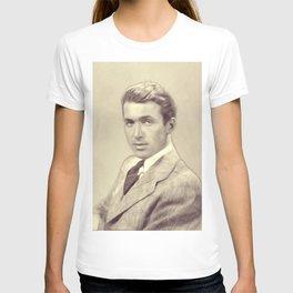 James Stewart, Actor T-shirt