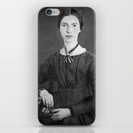 Emily Dickinson Portrait iPhone Skin