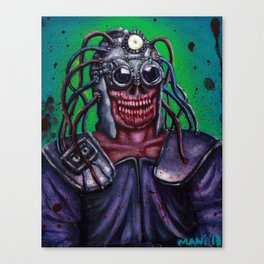 Mr. Self-Destruct Canvas Print
