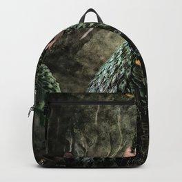 PEACOCK FAIRY Backpack