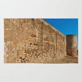 Oldest Castle of Castro Marim Rug