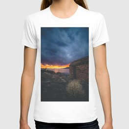 Southwest Lake Sunset T-shirt